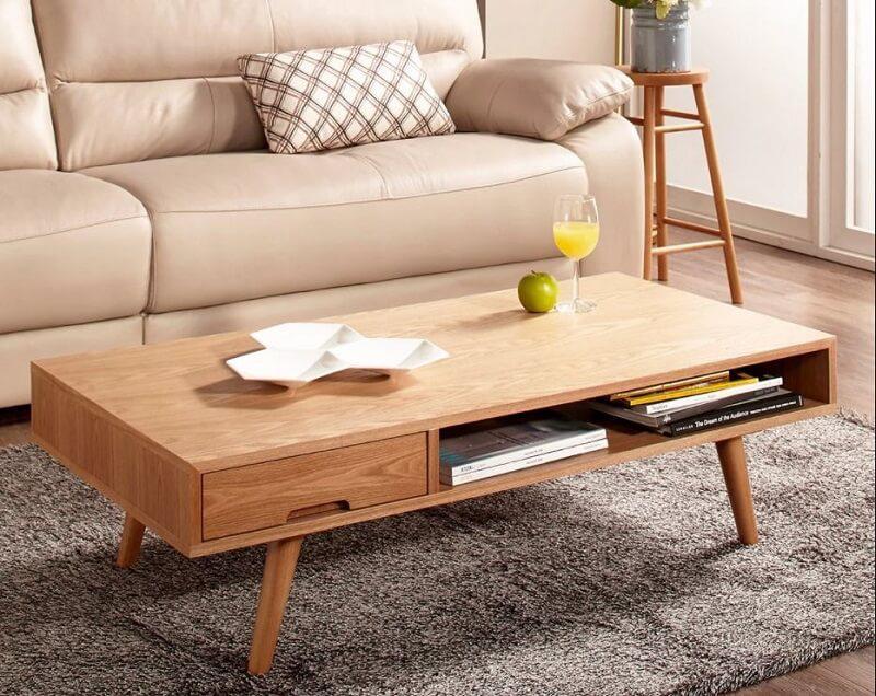 mua bán bàn gỗ phòng khách