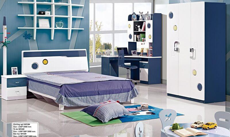 mua giường tủ trẻ em ở tphcm