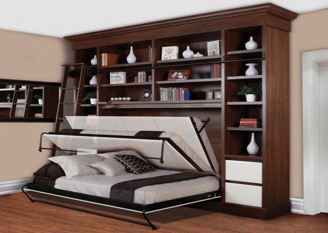 nội thất thông minh cho không gian nhà hẹp