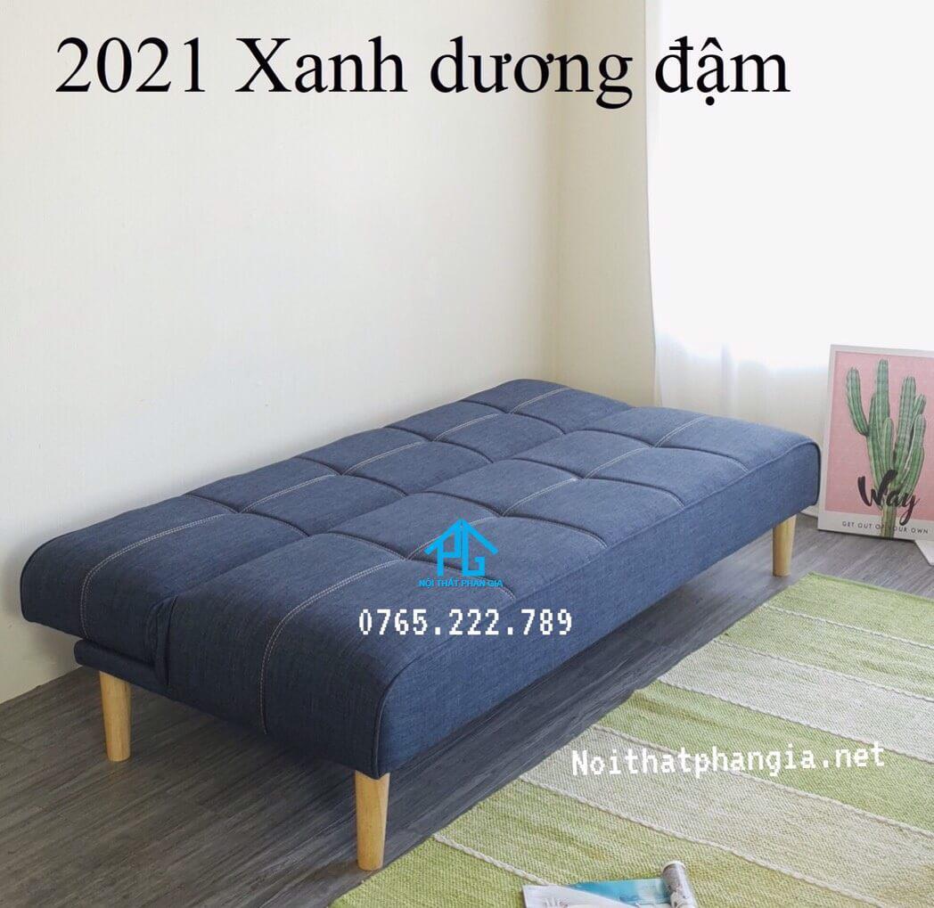 sofa giường gỗ thông minh đa năng