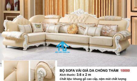 Sofa tân cổ điển 1000