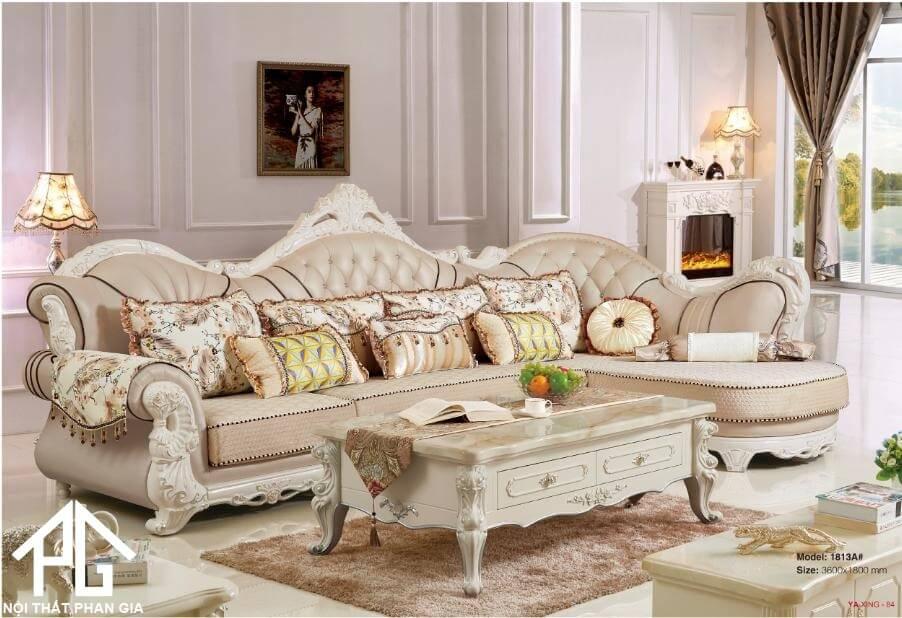 Sofa tân cổ điển 1813-A