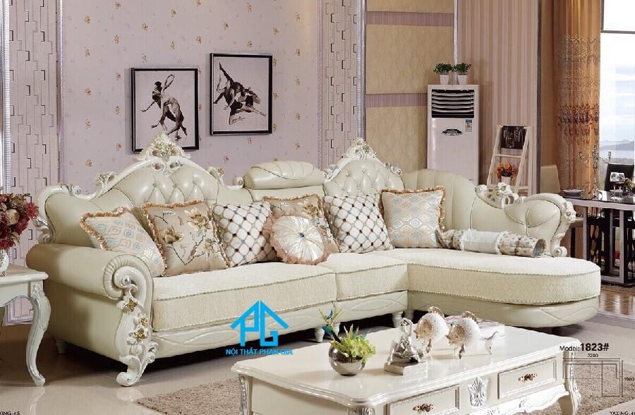 Sofa tân cổ điển 1823