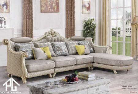 Sofa tân cổ điển 1855