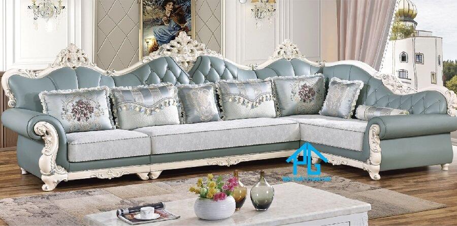 Sofa tân cổ điển 8023