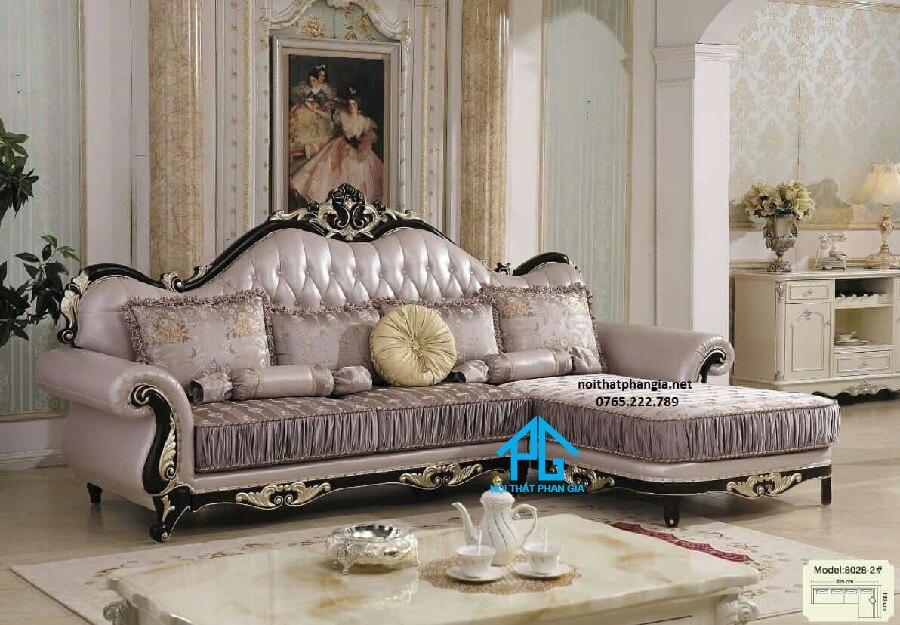 Sofa tân cổ điển 8029