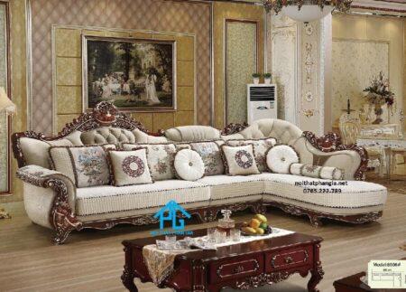 Sofa tân cổ điển F89