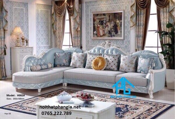 Sofa tân cổ điển H002