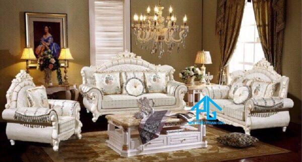 Sofa tân cổ điển A83