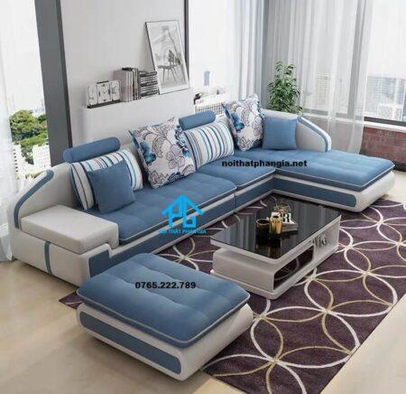 Sofa vải A10 ( KT 2.8m x 1.6m)