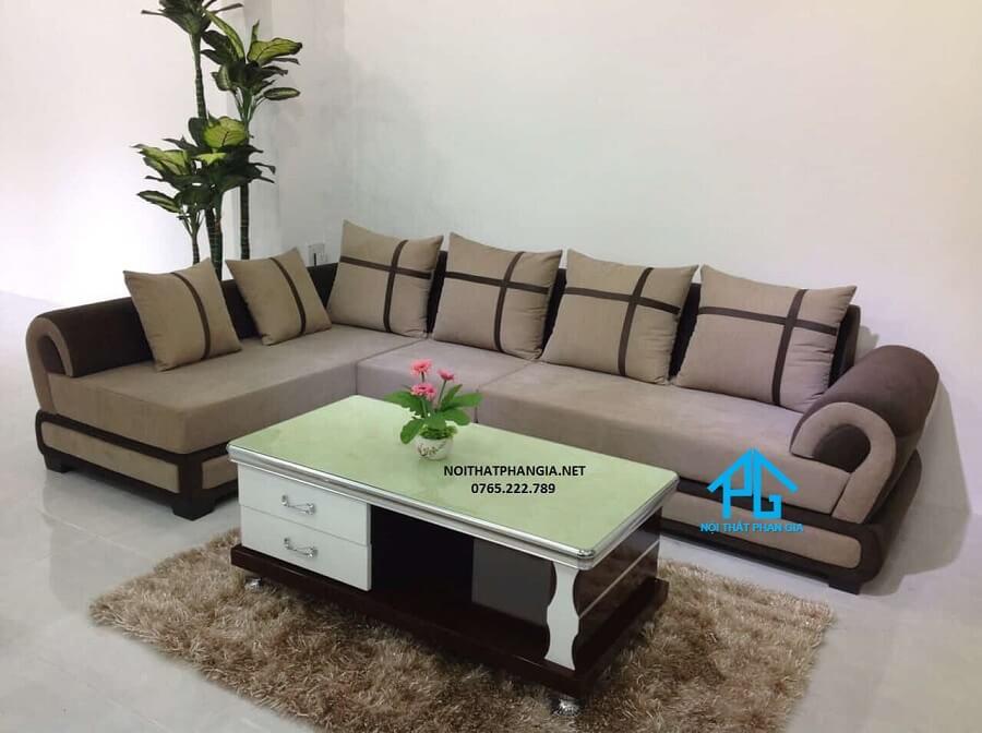 Sofa vải A17