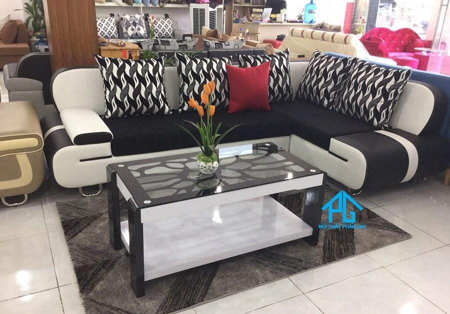Sofa vải A43
