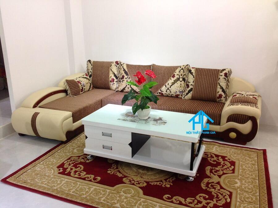 Sofa vải F25