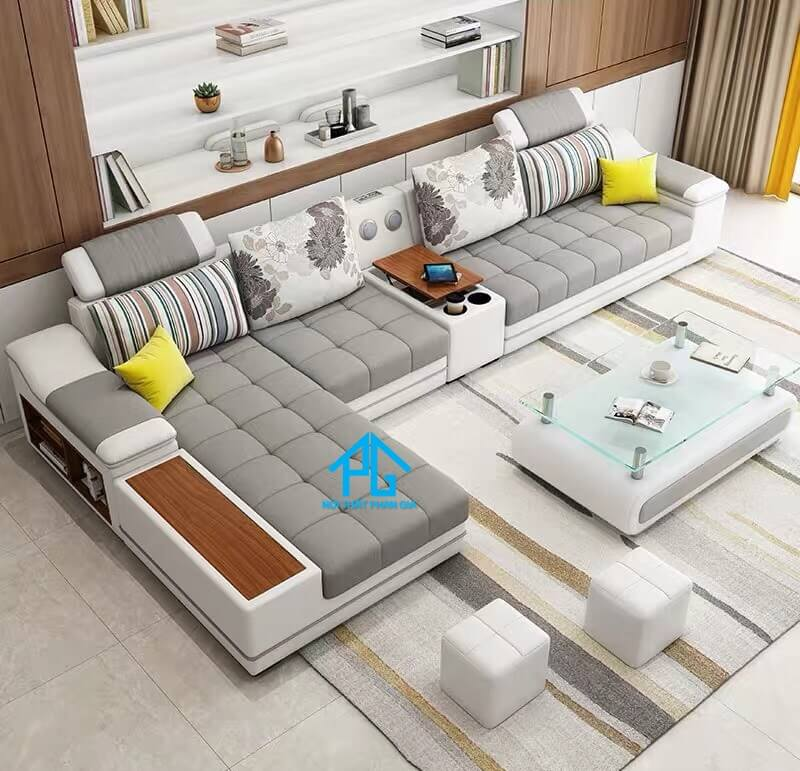 Sofa vải G23