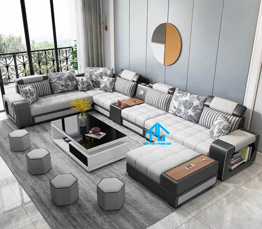 Sofa vải G26 -A