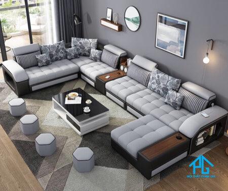 Sofa vải G27 - A