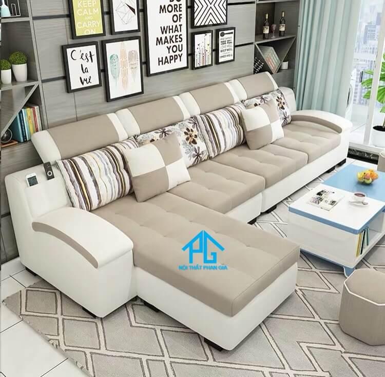Sofa vải G38