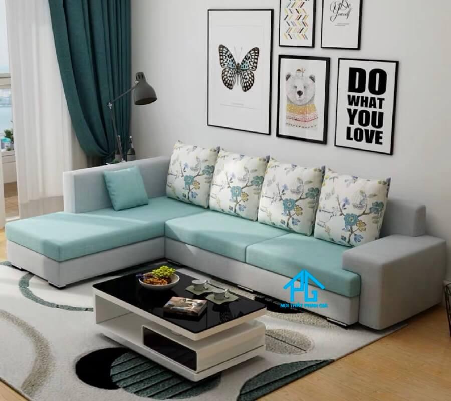 Sofa vải T219