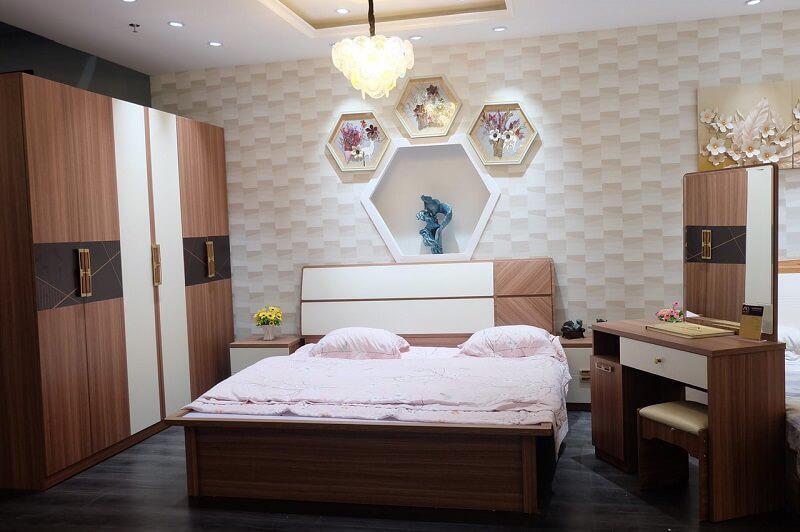 top 20 bộ giường tủ đẹp chất lượng