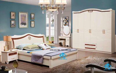 ưu điểm của giường ngủ công nghiệp