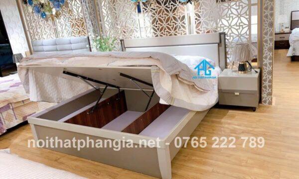 ưu điểm nổi bật của giường gỗ sồi
