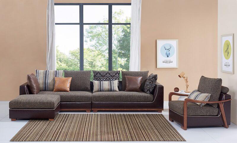 xu hướng mua sofa vải năm nay