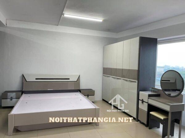 Bộ giường ngủ cao cấp AB201A
