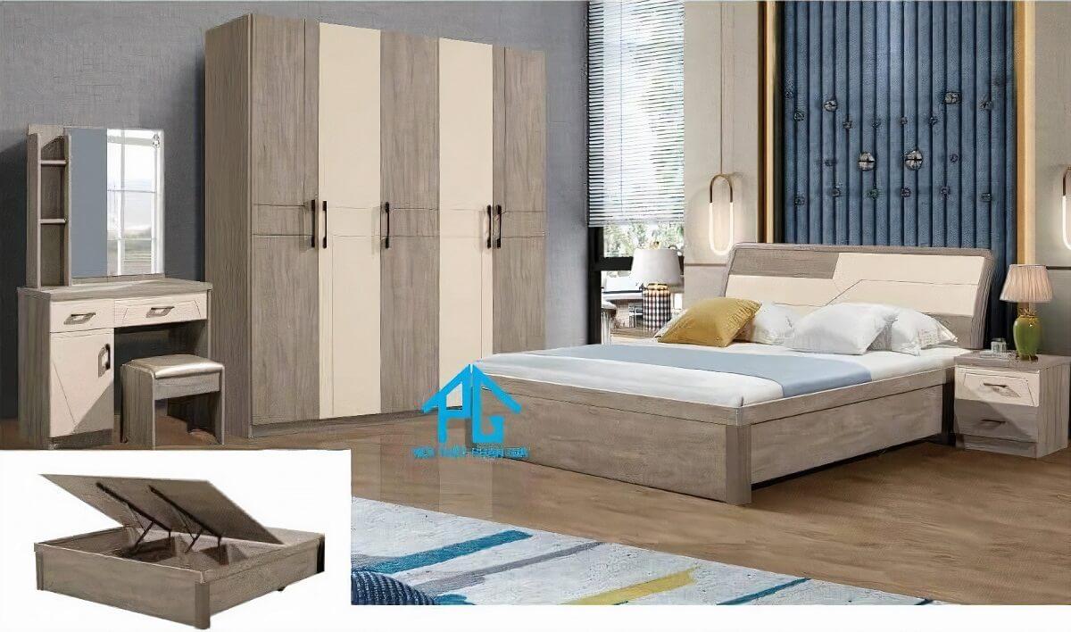 Bộ giường ngủ tinh tế 936ZT