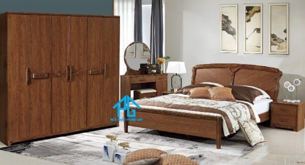 Bộ giường ngủ tinh tế AB 035C