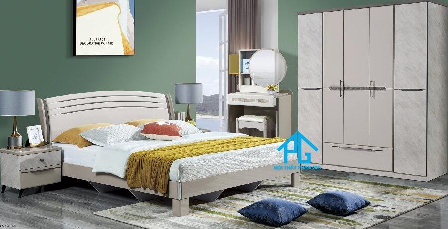 Bộ giường ngủ tinh tế 1814