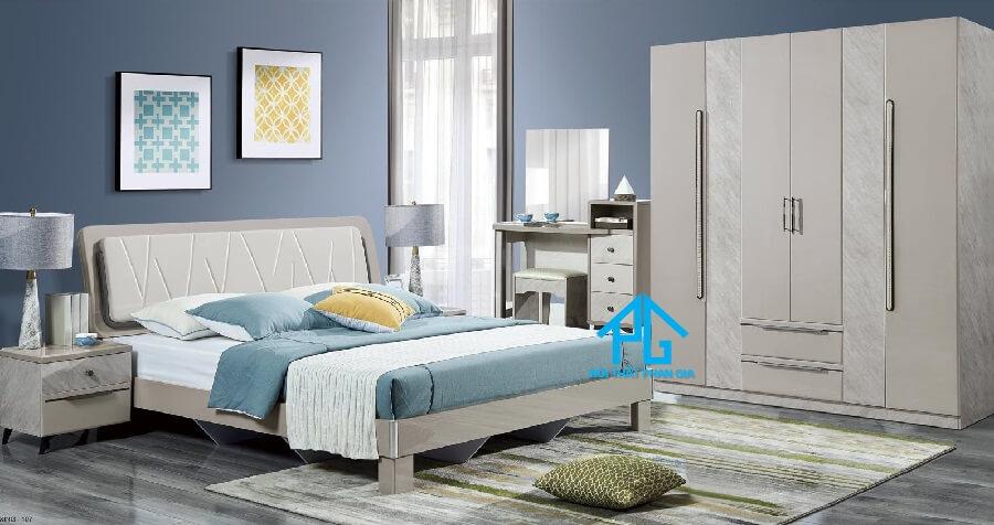 Bộ giường ngủ tinh tế AB 9202