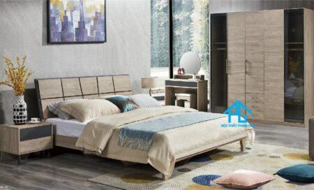 Bộ giường ngủ tinh tế PG 8501
