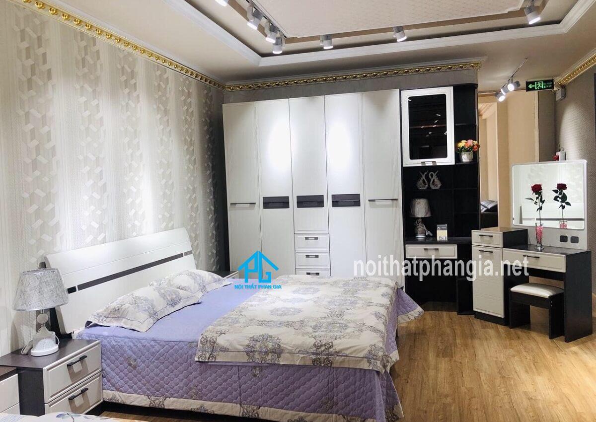 Bộ giường ngủ tinh tế B2001ZTT