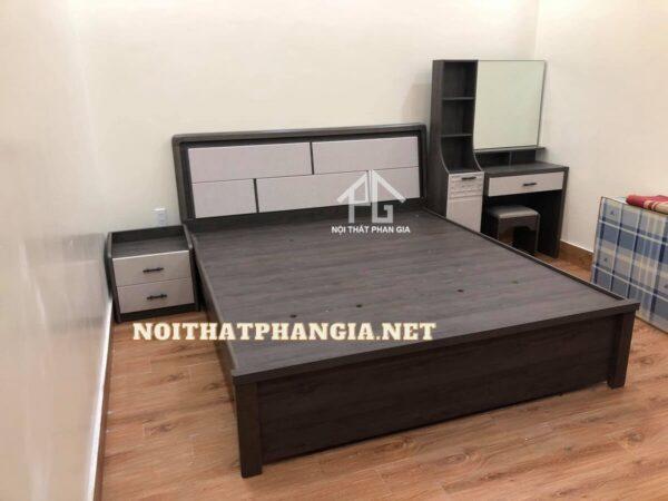 bộ giường tủ hiện đại AB8863C
