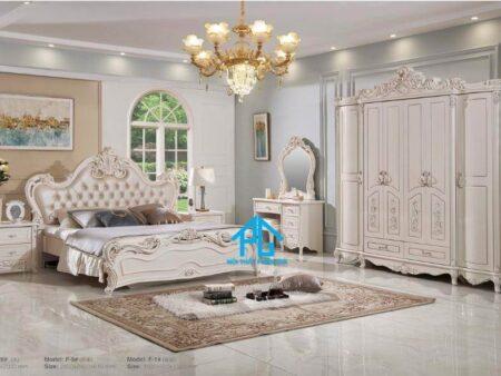 Bộ giường tủ phòng cưới CDF-3ZT
