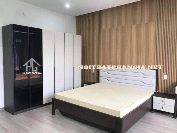 bộ nội thất phòng ngủ hiện đại ab9508