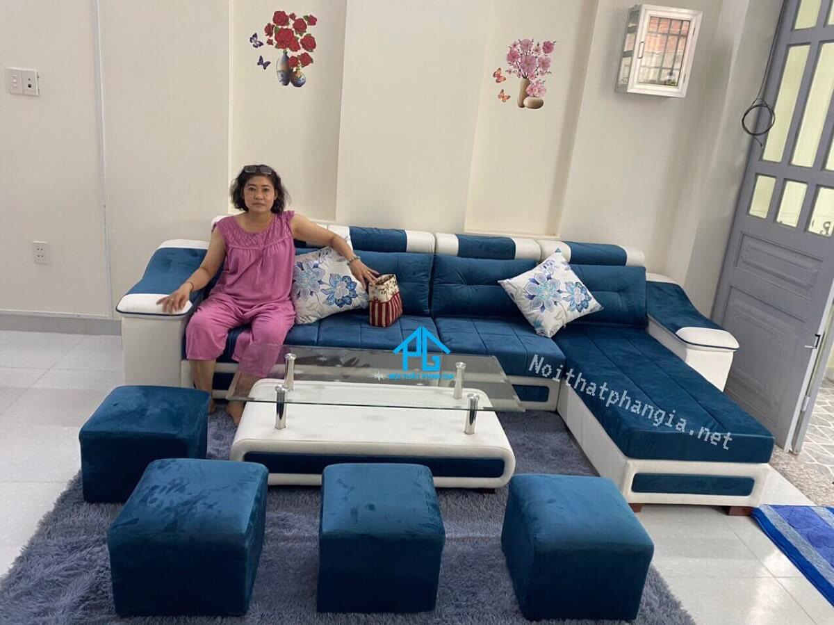 các chất liệu bọc ghế sofa