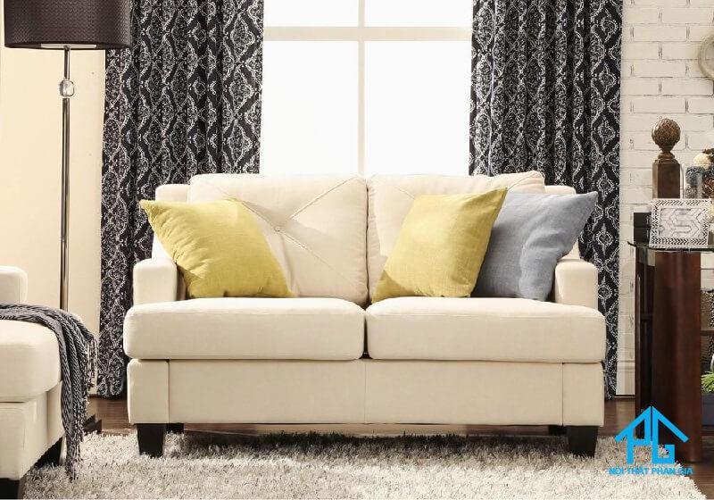 các loại ghế sofa vải phổ biến