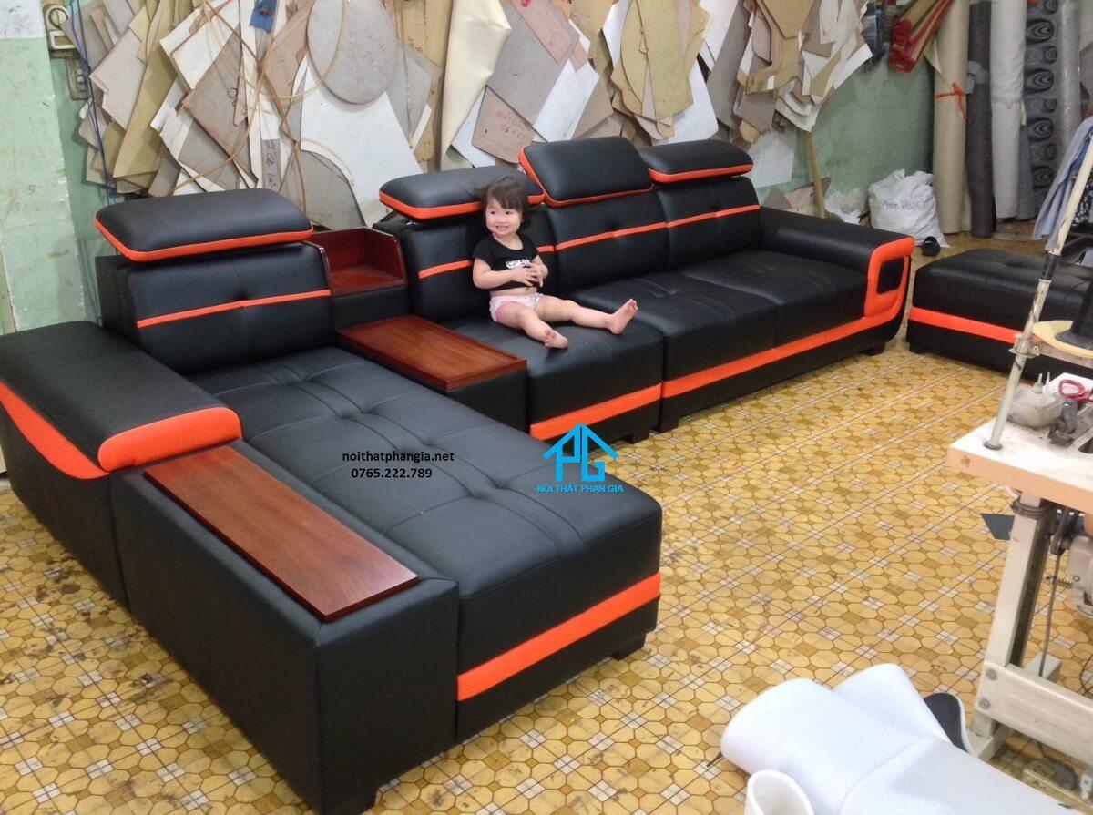 các loại sofa phổ biến;
