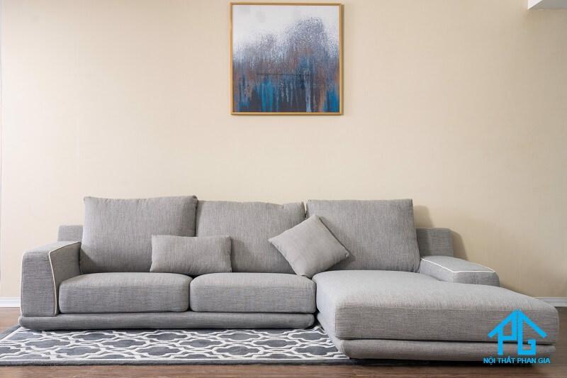 cách đặt sofa vải đúng phong thủy