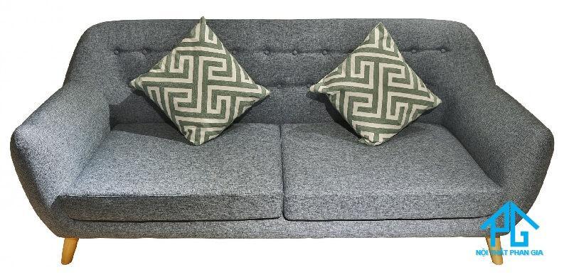 cách vệ sinh sofa vải bố