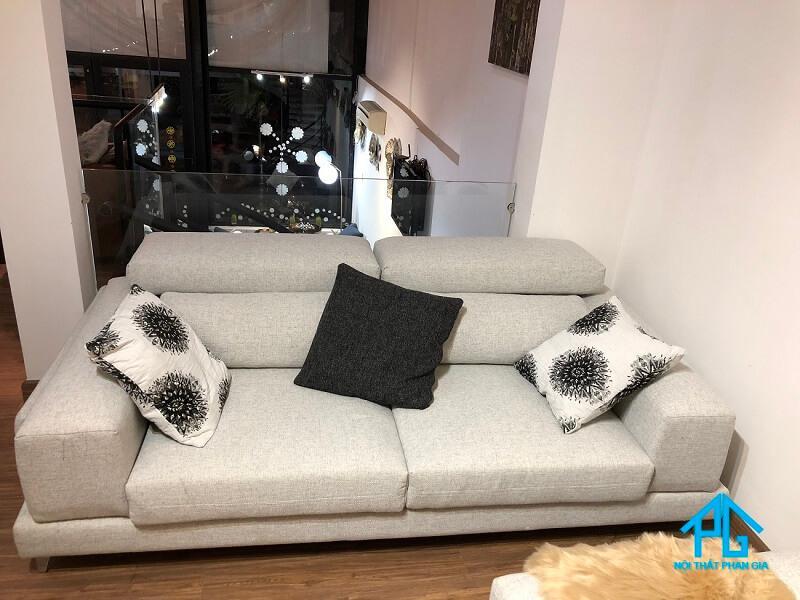 chất liệu bọc ghế sofa vải