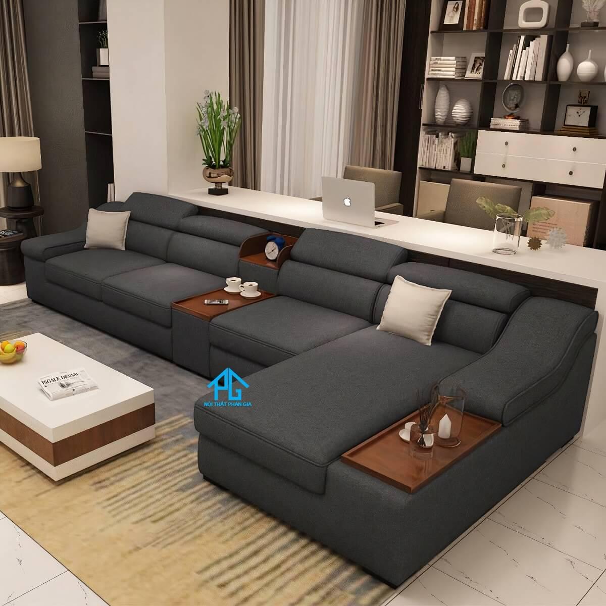 chiếc ghế sofa đơn hiện đại;
