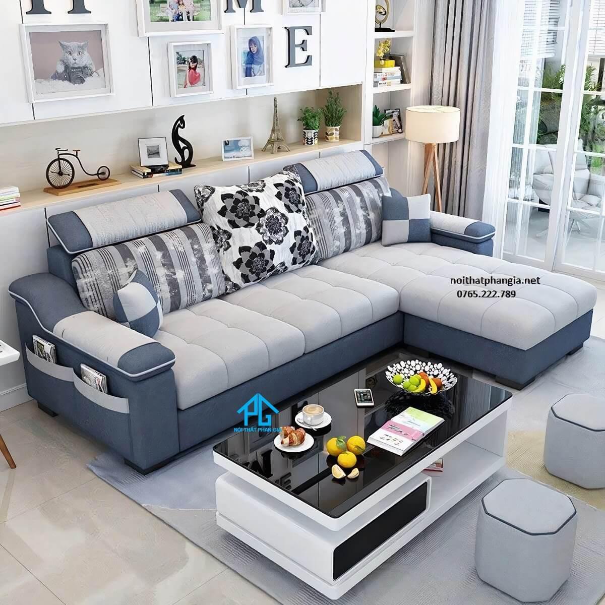 có nên mua sofa vải nỉ;