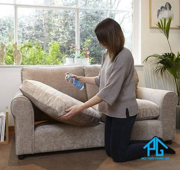 dịch vụ giặt sofa chất lượng