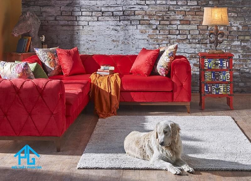 ghế sofa vải là gì