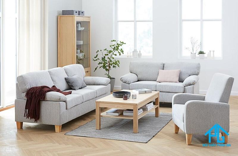 giá mua ghế sofa vải