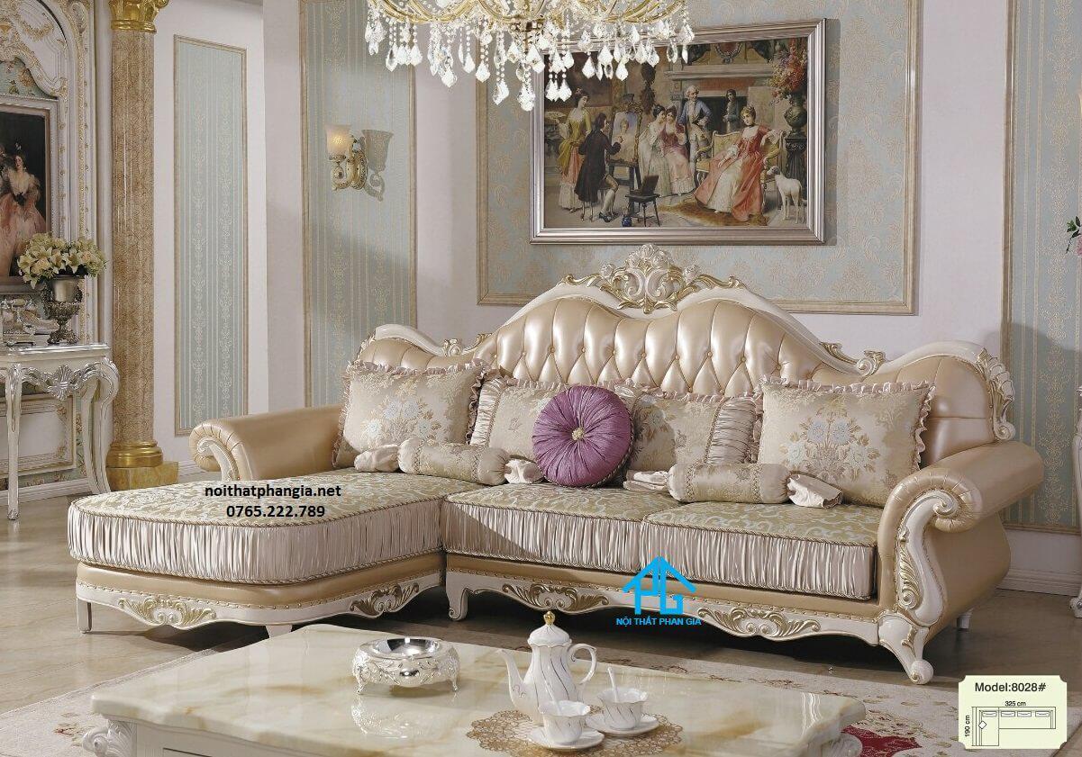 sofa tân cổ điển hcm;