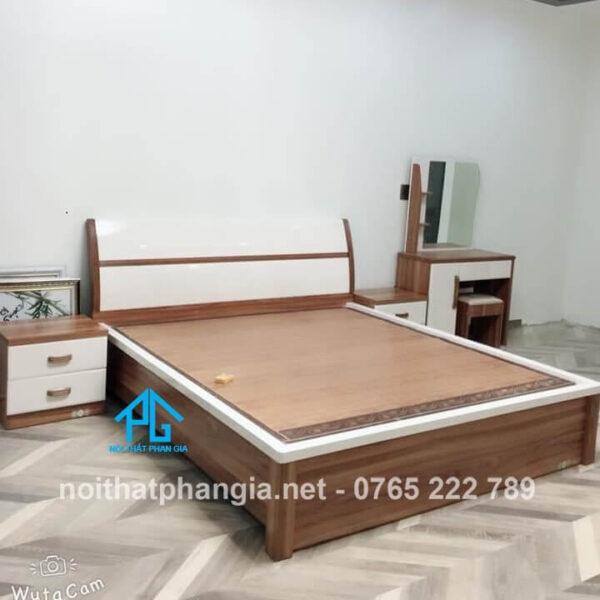 giường tủ hiện đại 9608B