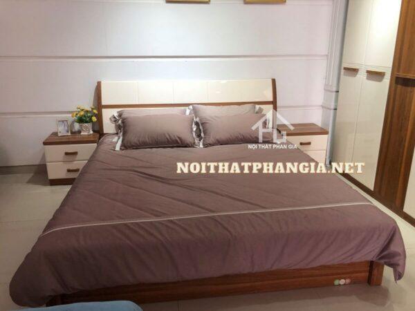 giường tủ nhập khẩu 9608B